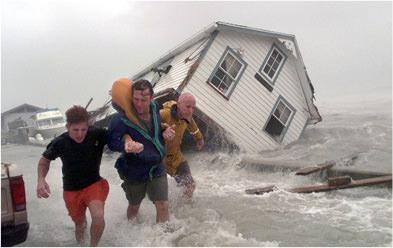 Coastal and Estuarine Storm Tide