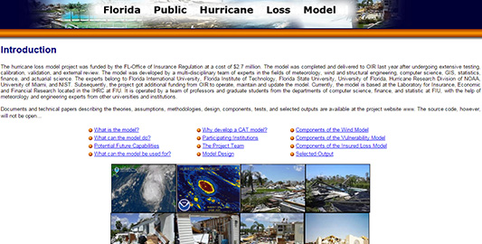 Florida-Public-Hurricane-Loss-Model-Website