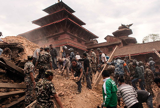 "FIU News: ""Nepal was ripe for disaster, FIU experts say."""