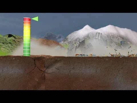 (EARTHQUAKE) How Earthquakes Happen – AFP News Agency