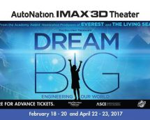 Dream Big IMAX 3D